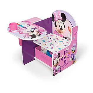 Minnie Mouse Desk And Chair