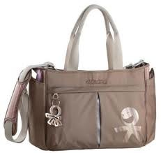 Metro Light Brown Diaper Bag