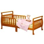 Sleight Toddler Bed In Natural