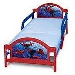 Spiderman Toddler Bed