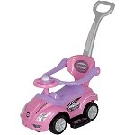 Mega Car 3 in 1 in Pink