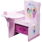 Princess Desk and Chair